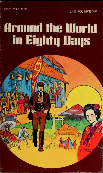 Cover of: Around the world in eighty days | Jules Verne
